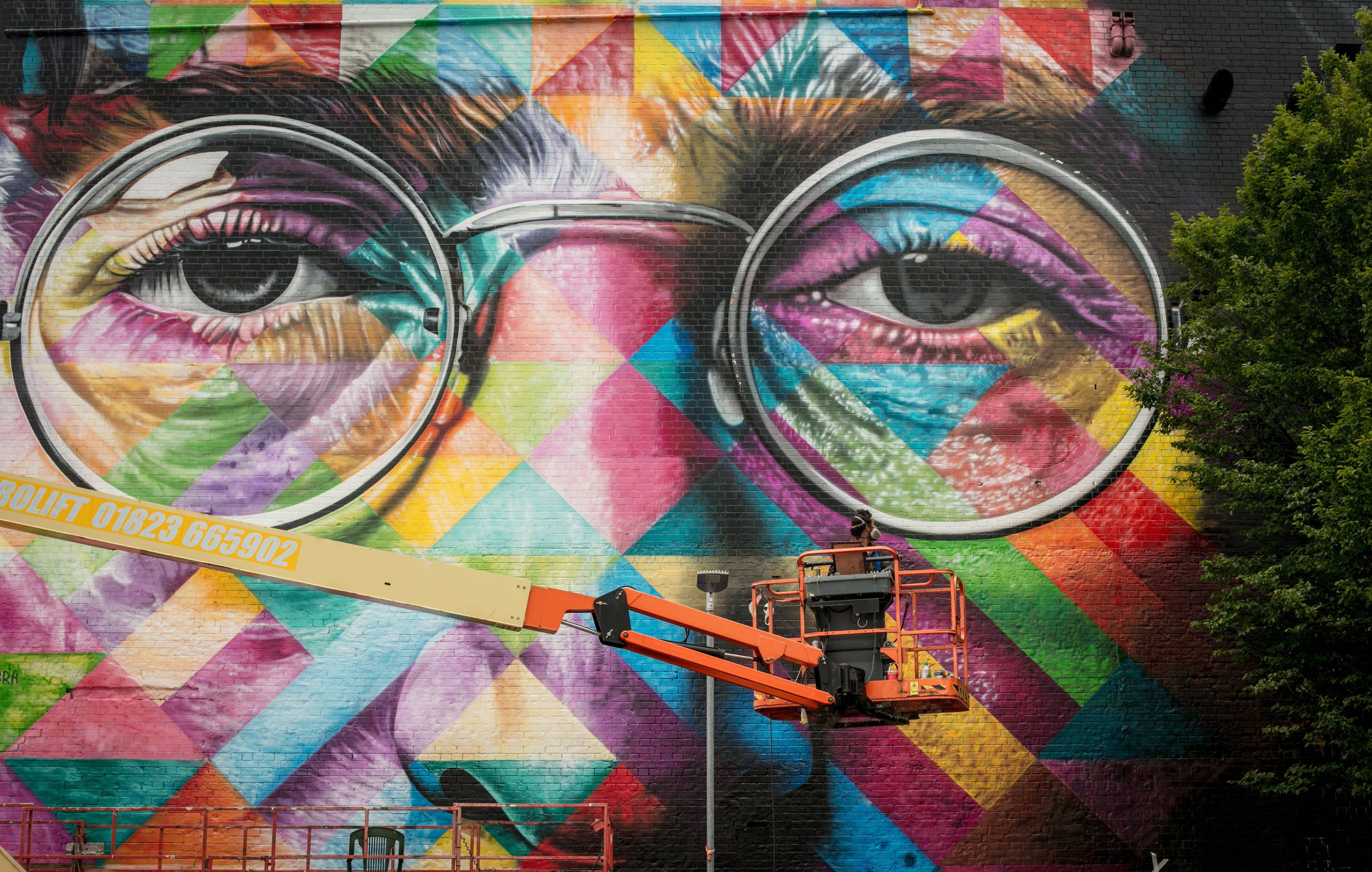 Upfest: Europe's largest Street Art & Graffiti festival