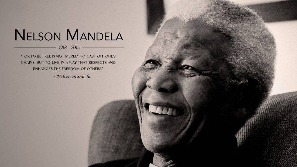 Nelson Mandela International Day 2018