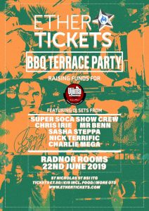 BBQ Terrace Party – 22nd June 2019